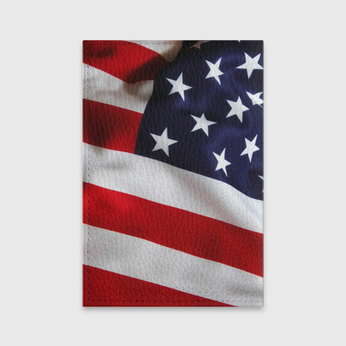 Обложка для паспорта матовая кожа Green Day American Idiot Фото 01