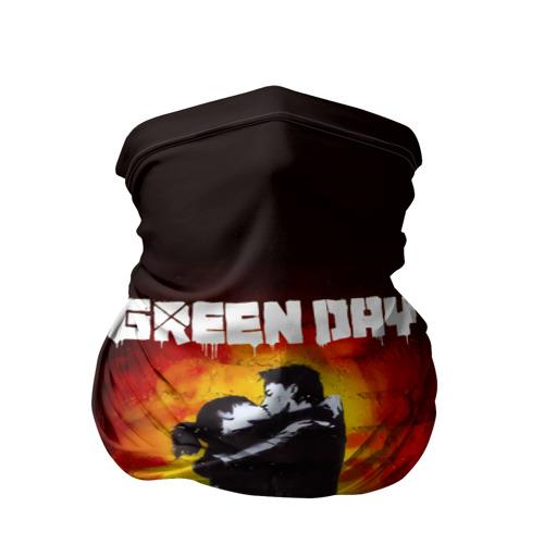 Бандана-труба 3D  Фото 01, Поцелуй Green Day