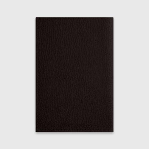 Обложка для паспорта матовая кожа Поцелуй Green Day Фото 01