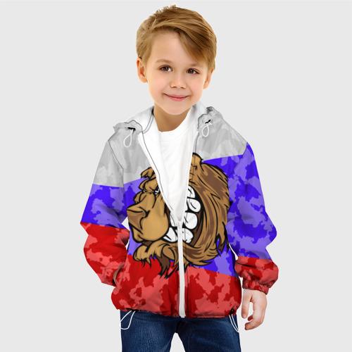 Детская куртка 3D  Фото 03, Русский Медведь