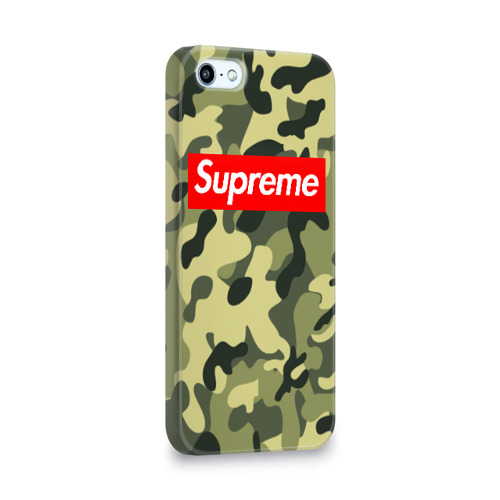 Чехол для Apple iPhone 5/5S 3D  Фото 02, Supreme military II