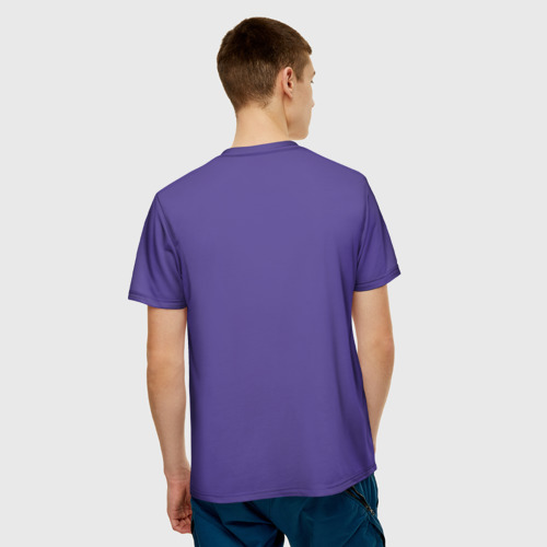 Мужская футболка 3D  Фото 02, Лабрадор