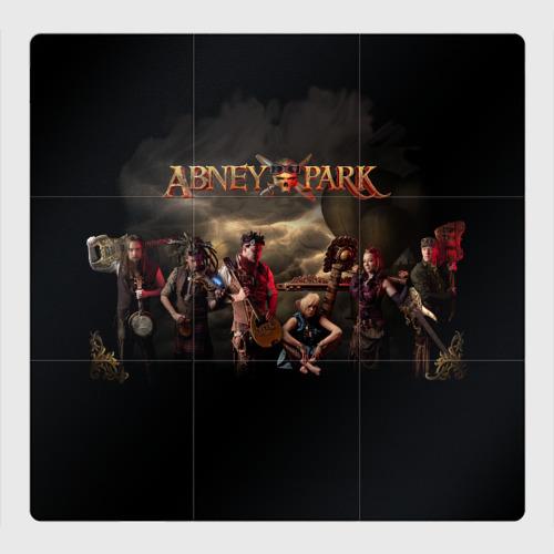 Магнитный плакат 3Х3 Abney Park
