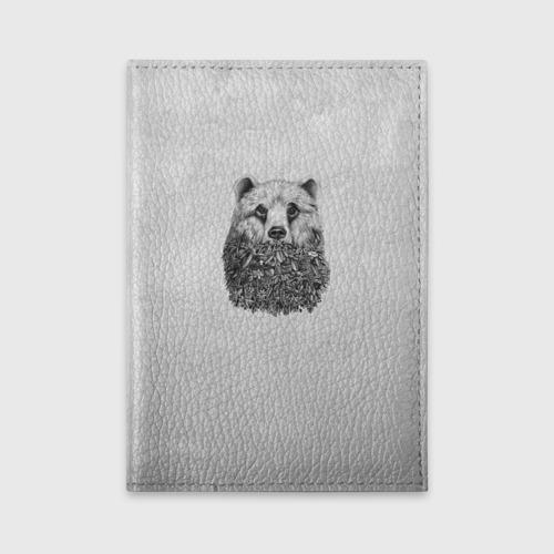 Обложка для автодокументов  Фото 01, Лесной Медведь