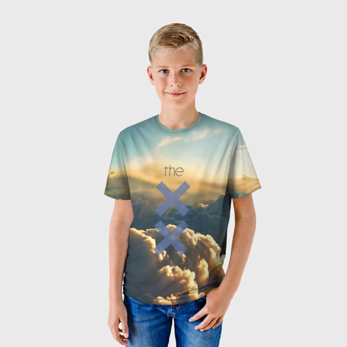 Детская футболка 3D  Фото 01, The XX