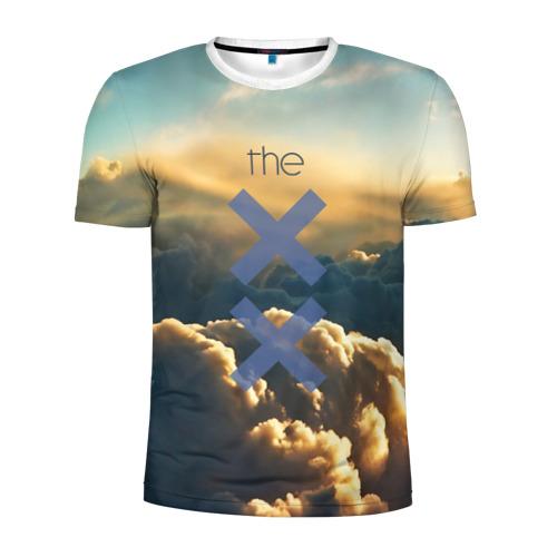 Мужская футболка 3D спортивная The XX