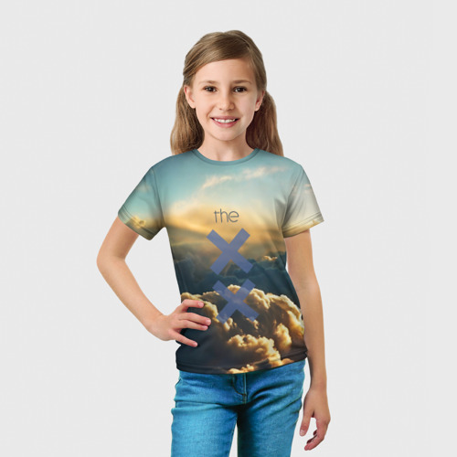 Детская футболка 3D  Фото 03, The XX