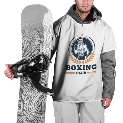Накидка на куртку 3D BOXING CLUB