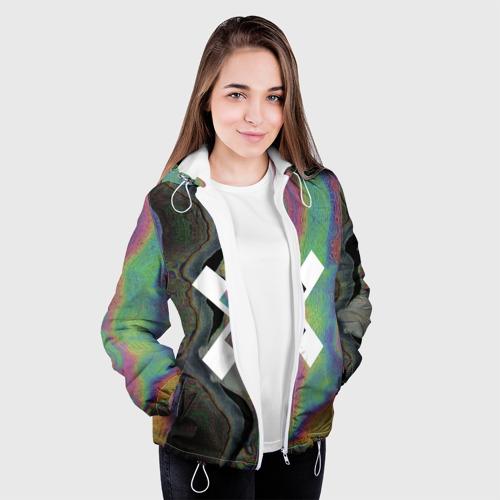 Женская куртка 3D  Фото 04, The XX