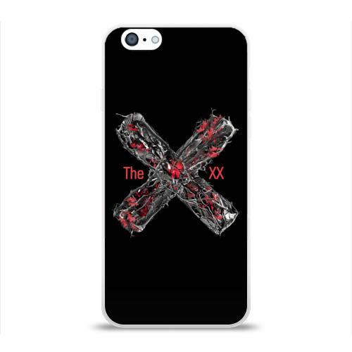 Чехол для Apple iPhone 6 силиконовый глянцевый  Фото 01, The XX