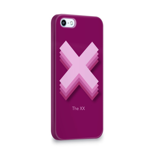 Чехол для Apple iPhone 5/5S 3D  Фото 02, The XX