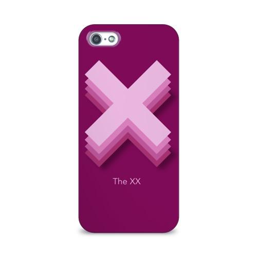 Чехол для Apple iPhone 5/5S 3D  Фото 01, The XX