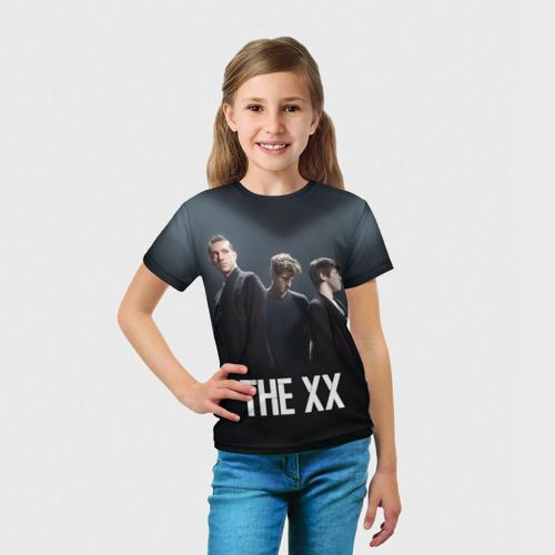 Детская футболка 3D The XX