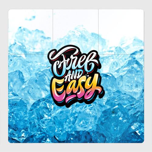 Магнитный плакат 3Х3 Free and Easy