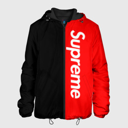 Supreme Red and Black