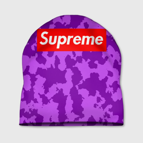Supreme Purple military