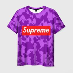 Supreme Purple military
