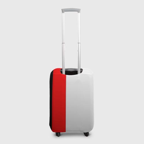 Чехол для чемодана 3D  Фото 02, Supreme Red Black White
