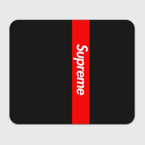 Supreme Red and Black All
