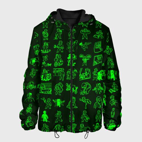 Мужская куртка 3D  Фото 01, Персонажи Fallout