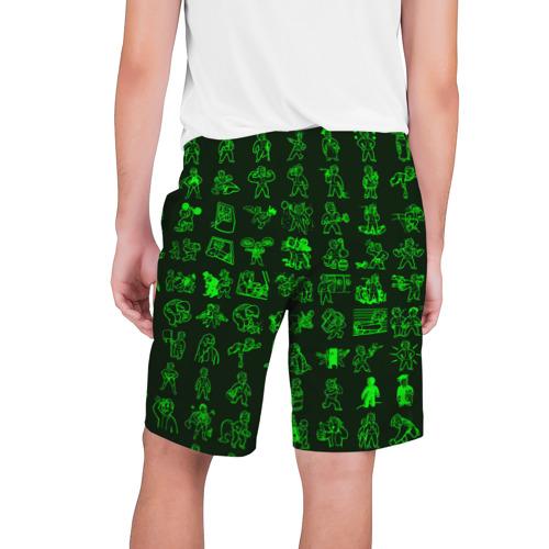 Мужские шорты 3D  Фото 02, Персонажи Fallout