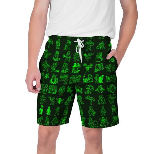 Мужские шорты 3D  Фото 01, Персонажи Fallout