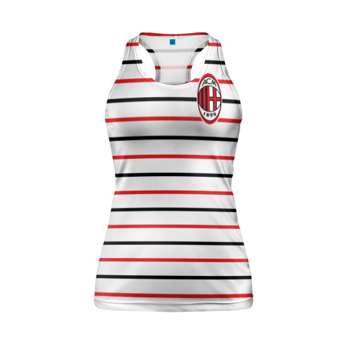 AC Milan - Stripe white