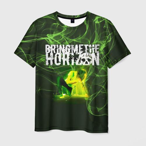 Мужская футболка 3D  Фото 03, Bring Me the Horizon солист
