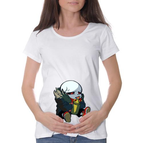 Футболка для беременных хлопок Sans