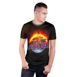 Black Sabbath земля в огне