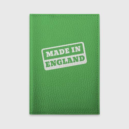Обложка для автодокументов  Фото 01, Made in England