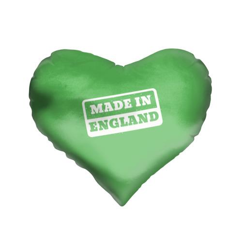 Подушка 3D сердце  Фото 01, Made in England