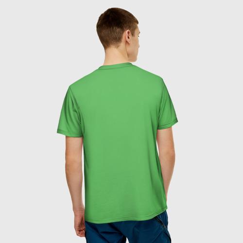Мужская футболка 3D  Фото 02, Made in England