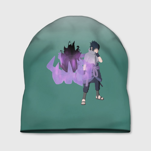Шапка 3D  Фото 01, Sasuke (Susanoo & Amaterasu)