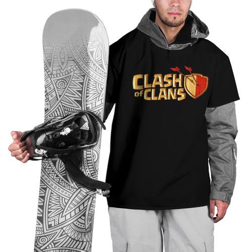 Накидка на куртку 3D  Фото 01, Clash of Clans