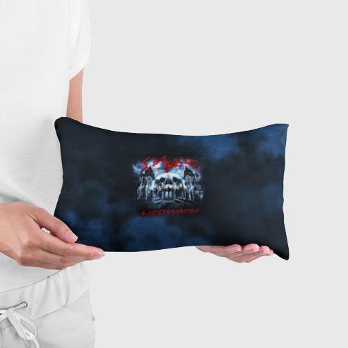 Подушка 3D антистресс Череп Slayer Фото 01