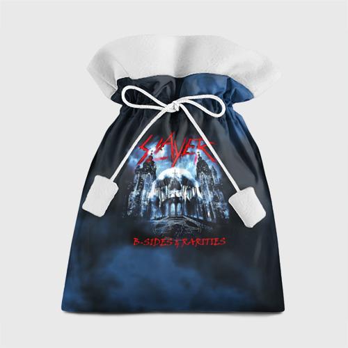 Подарочный 3D мешок Череп Slayer