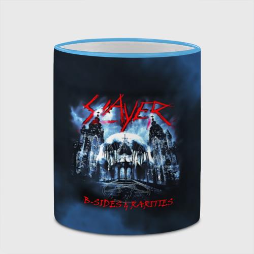 Кружка с полной запечаткой Череп Slayer Фото 01