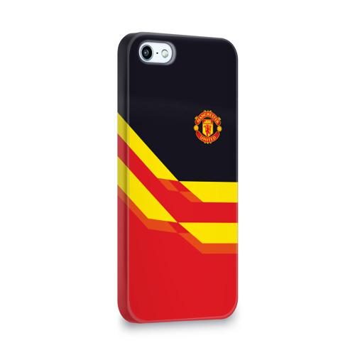 Чехол для Apple iPhone 5/5S 3D  Фото 02, Manchester United