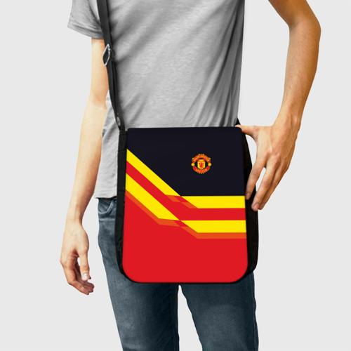 Сумка через плечо  Фото 02, Manchester United