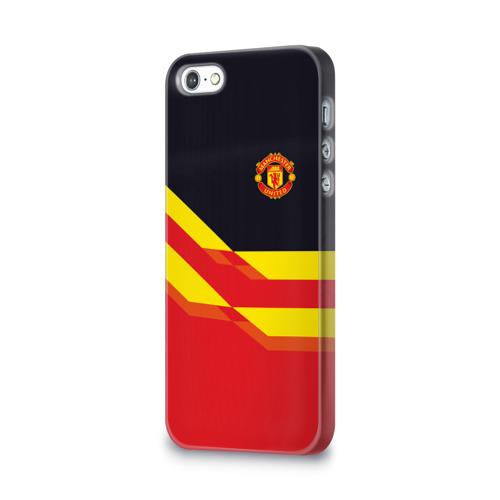 Чехол для Apple iPhone 5/5S 3D  Фото 03, Manchester United