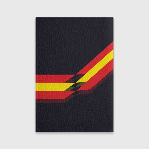 Обложка для паспорта матовая кожа  Фото 02, Manchester United #4