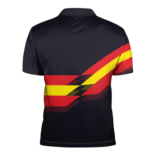 Мужская рубашка поло 3D  Фото 02, Manchester United #4