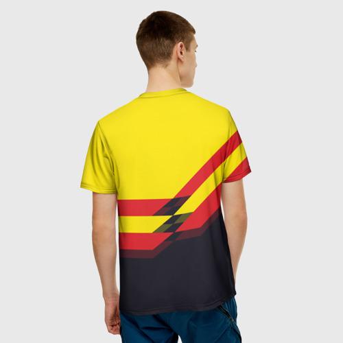 Мужская футболка 3D  Фото 02, Manchester United #5