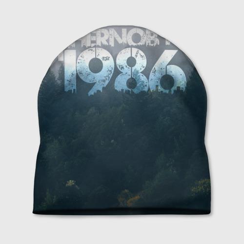 Шапка 3D  Фото 01, Чернобыль 1986
