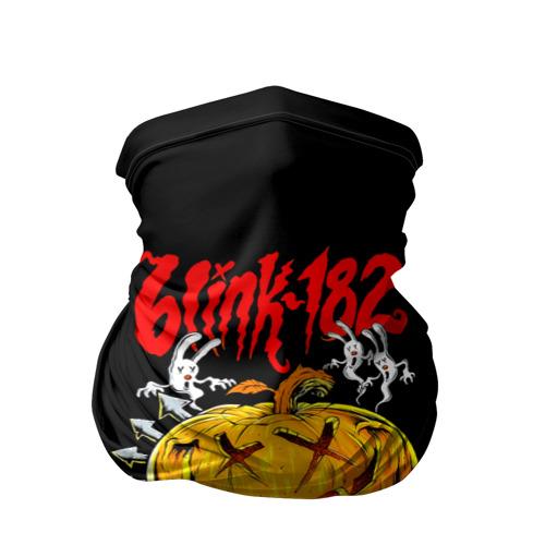 Бандана-труба 3D  Фото 01, Хэллоуин с Blink-182