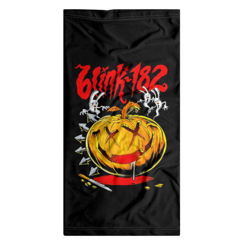 Бандана-труба 3D  Фото 07, Хэллоуин с Blink-182
