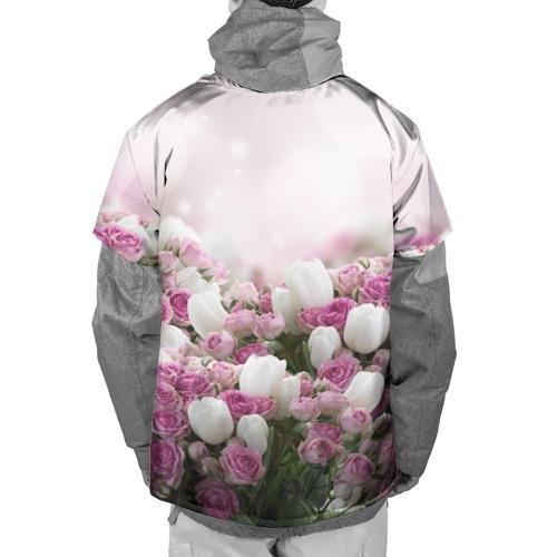 Накидка на куртку 3D  Фото 02, 8 Марта