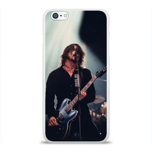 Чехол для Apple iPhone 6Plus/6SPlus силиконовый глянцевый  Фото 01, Рок