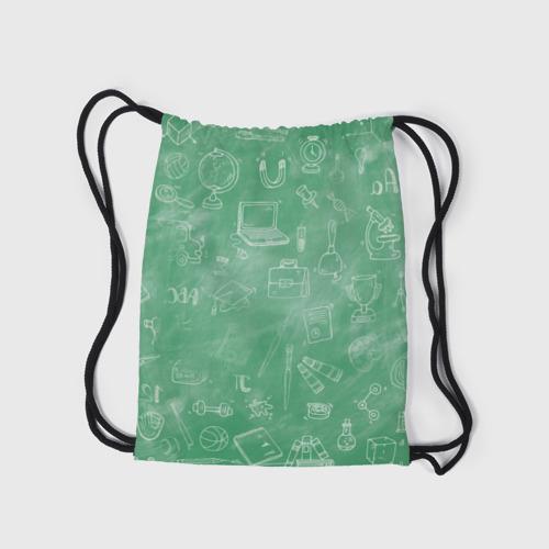 Рюкзак-мешок 3D  Фото 05, С мелом в бой!
